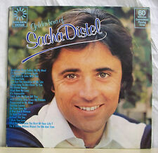"33T Sacha DISTEL Disque LP 12"" GOLDEN HOUR OF -RAINDROPS KEEP FALLING.. 599 RARE"