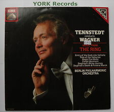 ASD 3985 - WAGNER - Music From The Ring TENNSTEDT - Berlin PO - Ex Con LP Record