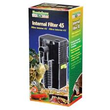 REP45  Reptolog Internal Filter 45 for 1 1/2-10 gal fish, reptiles, & turtles