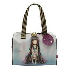 Santoro Gorjuss Rosie Coated Barrel Bag – London Handbag Women's Girls Blue