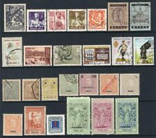 Macau Older Selection of 26 Stamps Mint or Used CV$100+