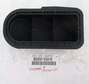 Genuine OEM Toyota Scion 62930-52010 Pressure Vent Duct
