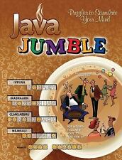 Java Jumble: Puzzles to Stimulate Your Mind Jumbles