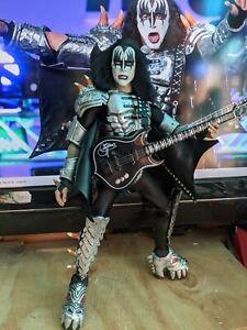 1/6 Kiss Custom Gene Simmons MONSTER figure 12 inch doll