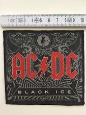 AC/DC - Black Ice Aufnäher / Patch (Heavy Metal Sammlung)