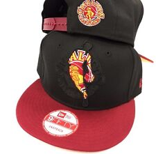 innovative design ebd74 84eeb Cleveland Cavaliers Cavs New Era 9Fifty NBA Logoman Mens Snapback Fit Cap  Hat