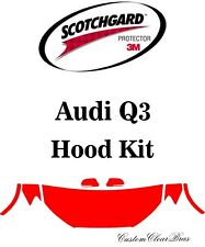 3M Scotchgard Paint Protection Film Clear Pre-Cut 2016 2017 2018 2019 Audi Q3
