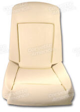 61 Corvette Seat Foam NEW 4 Piece Set 25473