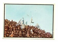FIGURINA    CALCIATORI   MIRA  1965-66    SPAL  IL  TIFO  III    MAI  ATTACCATA