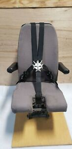 Boeing 737 Aircraft First Officer/Co Pilot  Seat   P/N 808737-631 - Serviceable