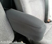 GREY PREMIUM FABRIC ARMREST COVER FOR MERCEDES VITO W638 W639 SPRINTER W901