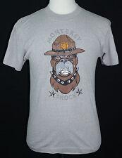 VTG Screen Stars Monterey Shock Prison NY Drill Instructor Dog 50/50 T-Shirt L
