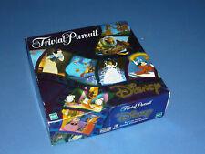 JEUX DE SOCIETE - Trivial Pursuit Disney - HASBRO - 1999 - COMPLET