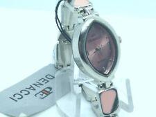 Denacci quartz watch Womens 18mm, working, pink