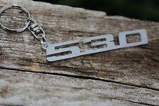 BMW 530 Schlüsselanhänger  keychain e39 e60 keyring stainless steel