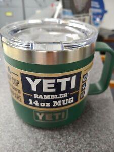 Yeti 14 oz Mug Northwoods Green