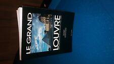 livre sur Le Grand Louvre Architecture - Broche