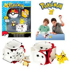 Pokemon Throw 'n' Pop Cubone Repeat Pokeball Pikachu & Poke Ball Figure Play Toy