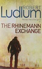 The Rhinemann Exchange-Robert Ludlum, 9781407238517