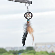Small Crafts Dream Catcher With Feathers Wall Hanging Decoration J&C
