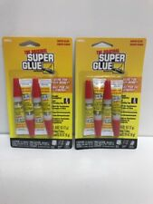 Lot Of 2 Super Glue Corp/pacer Tech SGH24J 8 Pack Two Packages