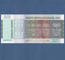 BRASILIEN / BRAZIL 500 Cruzeiros (1979-80) UNC  P.196A b