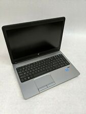 "New listing Hp ProBook 650 G1 14"" Laptop Intel Core i5-4210M 2.60Ghz 4 Gb Ram No Hdd No Os"
