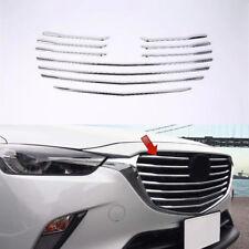 For Mazda CX-3 CX3 2016 2017 2018 Car Centre Grill Molding Strip Cover Trim