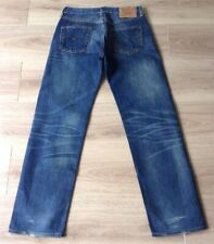 LEVI'S 501 JEANS 1966 SPECIAL EDITION SIZE 28 X 29 GC SEE DESCRIPTION