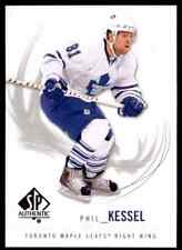 2009-10 SP Authentic Phil Kessel #1