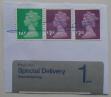MACHIN DEFINITIVE £3.00 STAMPS AND 60p STAMP
