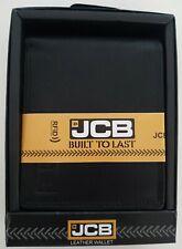 RFID Wallet Designer Mens Leather SAFE Contactless Card Blocking Purse Gift JCB