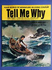 TELL ME WHY - Grace Darling Heroine of the Sea - N°39 - May 1969