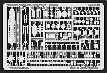Eduard 1:700 Yamato (new tool) PE Detail Set For TAMIYA #17016