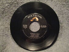 """45 RPM 7"""" Record Perry Como Only Dance With Me & Kewpie Doll RCA Victor 47-7202"""