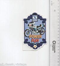 Decal/Sticker - Sachs Motor Sport Power Play