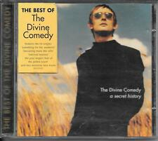 CD ALBUM 17 TITRES--THE DIVINE COMEDY--THE BEST OF / A SECRET HISTORY