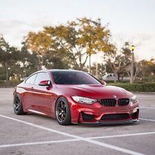 BMW F80 F82 F83 M3 M4 Carbon Fiber Add On Front Lip Spoiler