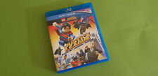 Lego Justice League Attack Of The Legion Of Doom Blu Ray *VGC*