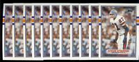 40) STEVE ATWATER 1989 Topps Traded #52T Denver Broncos HOF Football RC LOT