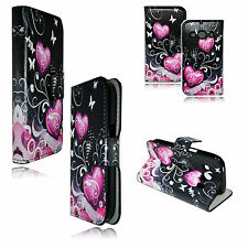 Flip Leather Soft Silicone Wallet Full Cover Case For Samsung Galaxy Ace 4 G357