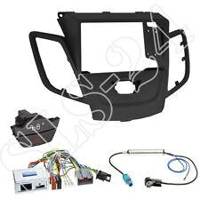 Alpine volante adaptador 2-din radio diafragma cable del adaptador ford fiesta ja8 ab10/2008