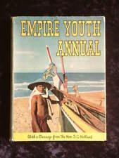 Raymond Fawcett (editor) - Empire Youth Annual 1951 HC/DJ british commonwealth