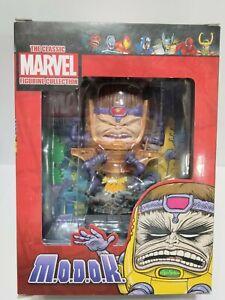 Eaglemoss Classic Marvel Figurines Collection Modok Deluxe W Magazine NEW