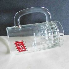"""Vintage Schlitz """"The Beer that made Milwaukee Famous"""" Glass Mug 5.5"""" Free Sh"""