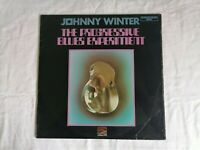 Johnny Winter - The Progressive Blues Experiment Vinyl LP/Album