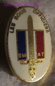 BG10784 - badge pin's LES SOUS OFFICIERS ETAT-MAJOR DE L'ARMEE DE TERRE