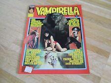 VAMPIRELLA STRIKES - WARREN MAGAZINE  - N. 94 MAR. 1981