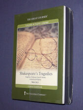 Teaching Co Great Courses DVDs           SHAKESPEARE'S TRAGEDIES    new & sealed