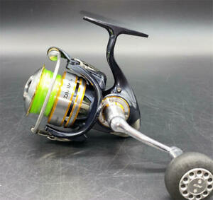 Daiwa 10 Selteto 3000 RCS Handle w/Scratches and Stains/used/japan
